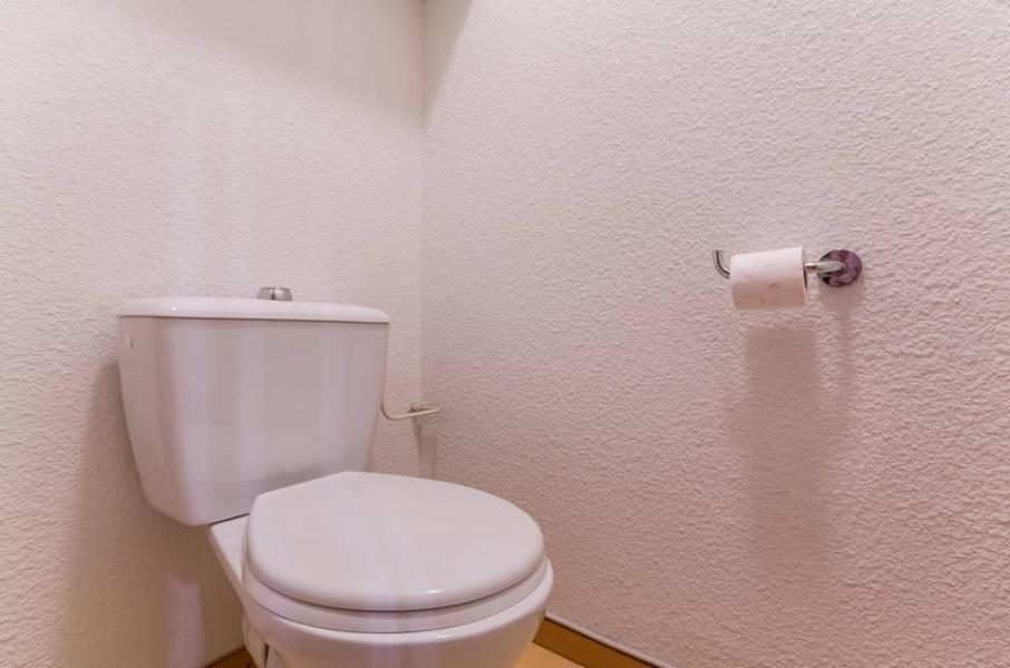 Vacaciones en montaña Apartamento 3 piezas para 6 personas (A21) - Résidence les Pistes - Le Corbier - WC