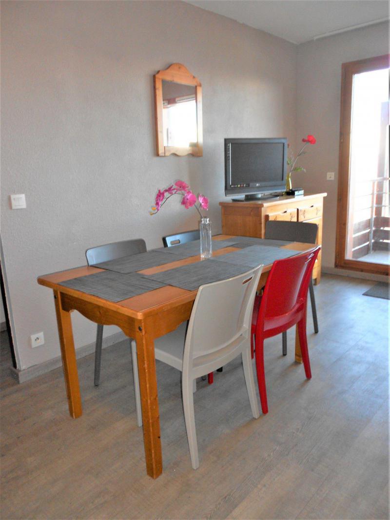 Vacaciones en montaña Apartamento 3 piezas para 6 personas (C83) - Résidence les Pistes - Le Corbier - Estancia