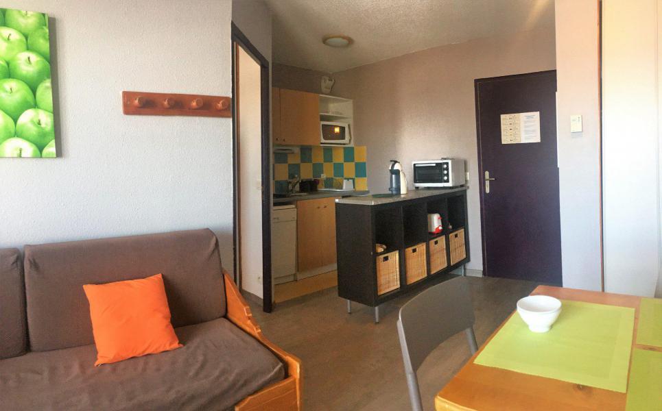 Vacaciones en montaña Apartamento 3 piezas para 6 personas (C83) - Résidence les Pistes - Le Corbier - Kitchenette