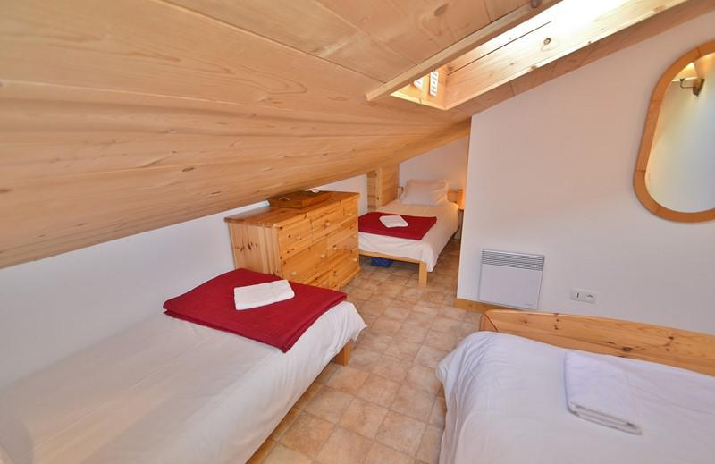 Holiday in mountain resort 3 room duplex apartment 8 people (005) - Résidence les Pistes du Soleil - Le Grand Bornand