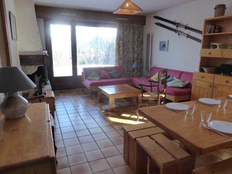 Holiday in mountain resort 4 room apartment 8 people (2) - Résidence les Planes - Saint Gervais