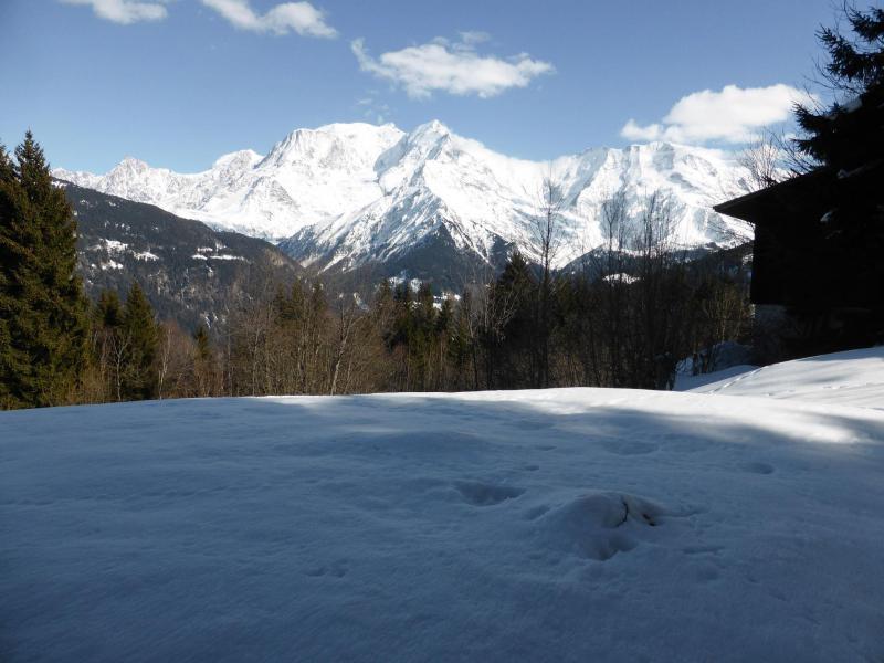 Urlaub in den Bergen 4-Zimmer-Appartment für 8 Personen (2) - Résidence les Planes - Saint Gervais