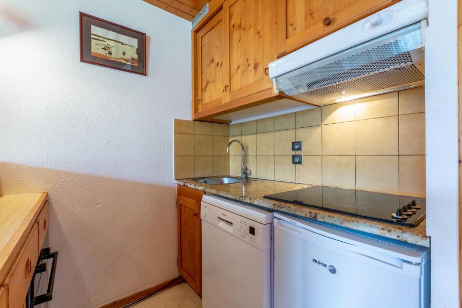 Vacaciones en montaña Apartamento 4 piezas para 9 personas (038) - Résidence les Plattières - Méribel-Mottaret