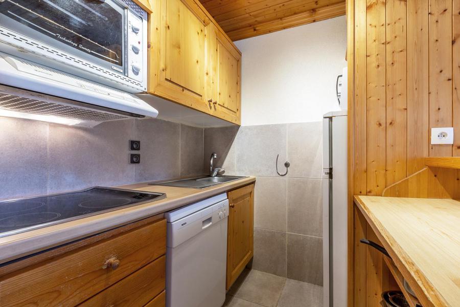 Vacaciones en montaña Apartamento 3 piezas cabina para 7 personas (003) - Résidence les Plattières - Méribel-Mottaret