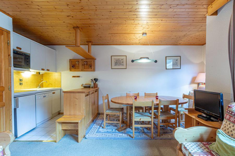 Vacances en montagne Appartement 5 pièces 7 personnes (039) - Résidence les Plattières - Méribel-Mottaret