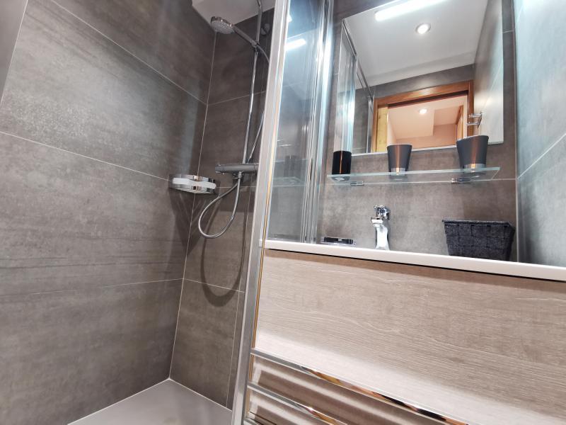 Vacaciones en montaña Apartamento 2 piezas para 4 personas (032) - Résidence les Plattières - Méribel-Mottaret