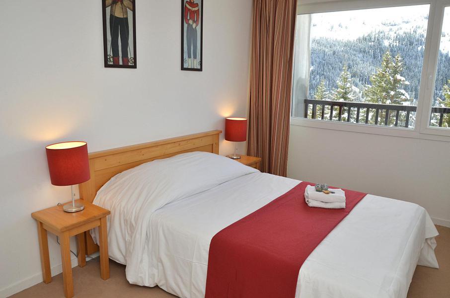 Urlaub in den Bergen Résidence les Pléiades - Flaine - Schlafzimmer