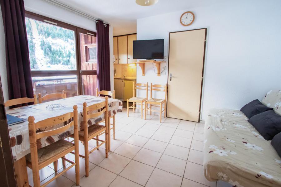 Vacaciones en montaña Apartamento cabina 2 piezas para 6 personas (SB504B) - Résidence les Portes de la Vanoise - La Norma