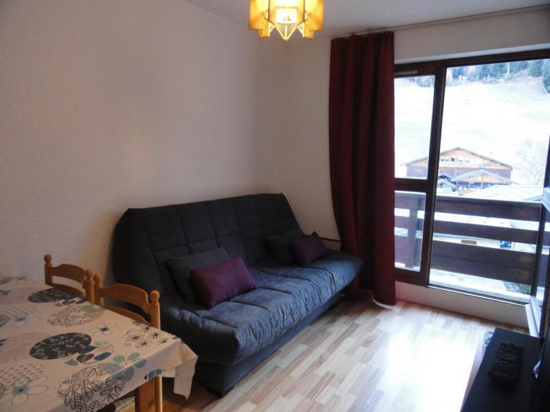 Vacaciones en montaña Apartamento 2 piezas para 4 personas (SB211A) - Résidence les Portes de la Vanoise - La Norma