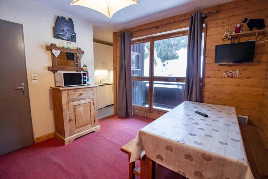 Vacaciones en montaña Apartamento cabina 2 piezas para 6 personas (SB508A) - Résidence les Portes de la Vanoise - La Norma