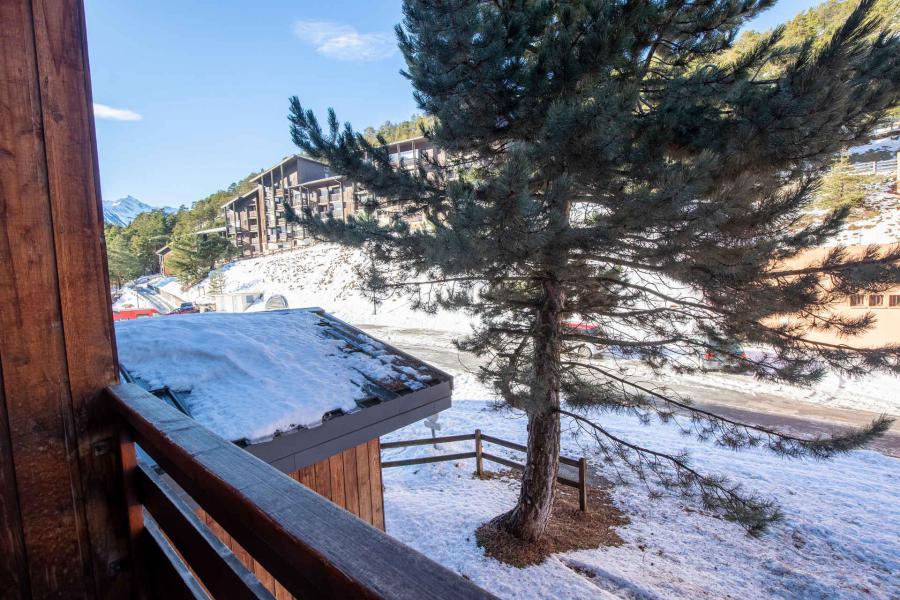 Vacaciones en montaña Apartamento 2 piezas para 4 personas (SB417A) - Résidence les Portes de la Vanoise - La Norma