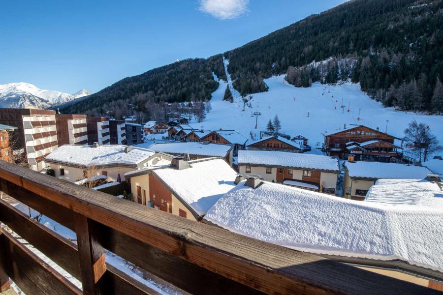 Vacaciones en montaña Apartamento 2 piezas para 4 personas (SB312A) - Résidence les Portes de la Vanoise - La Norma