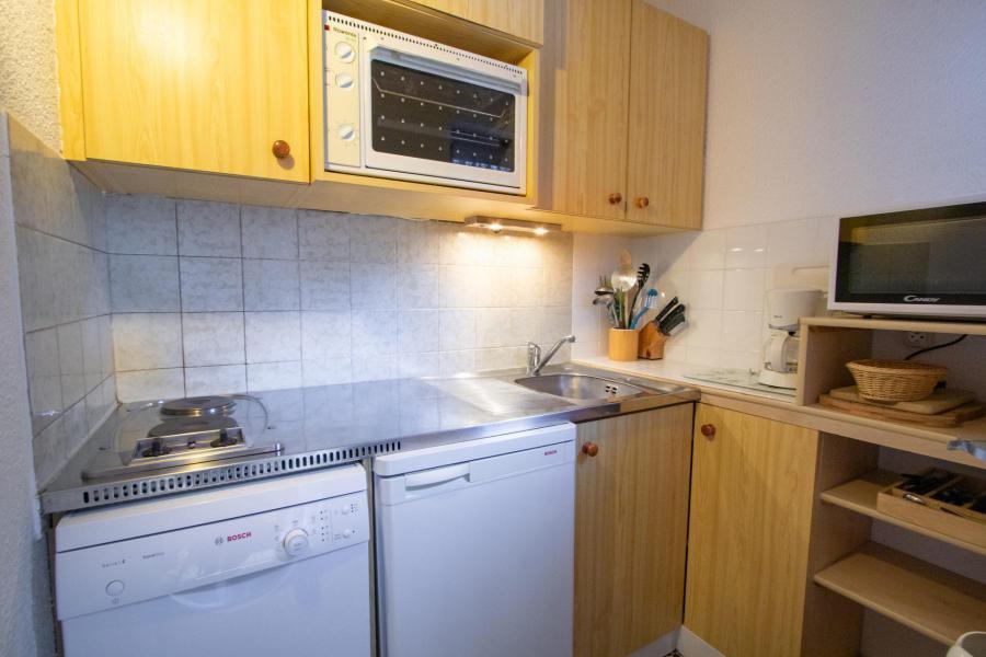 Vacaciones en montaña Apartamento cabina 2 piezas para 6 personas (SB209A) - Résidence les Portes de la Vanoise - La Norma