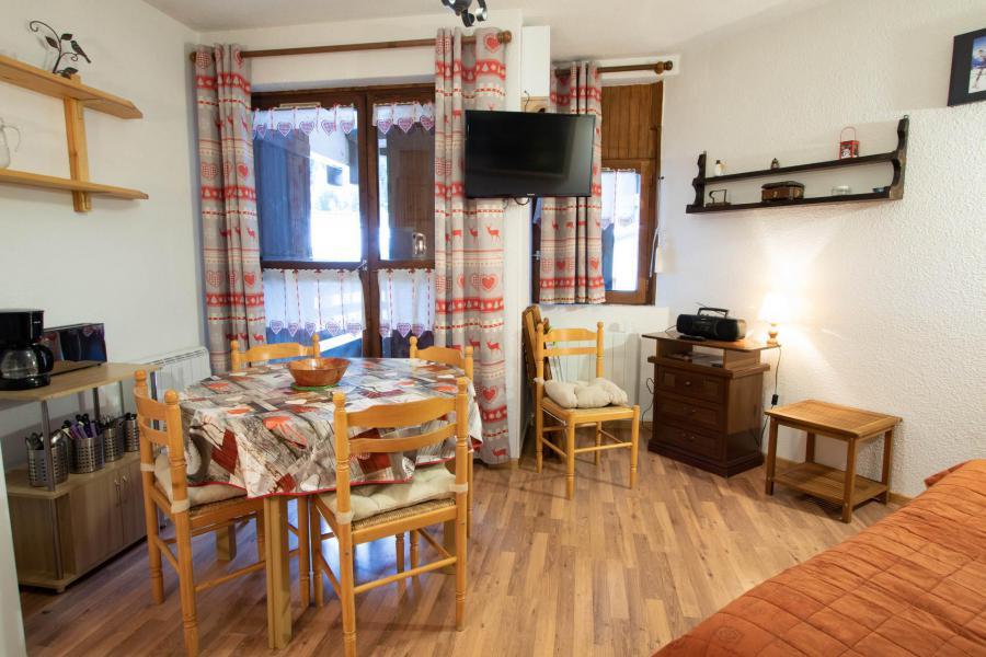 Vacaciones en montaña Apartamento 2 piezas para 4 personas (SB105C) - Résidence les Portes de la Vanoise - La Norma