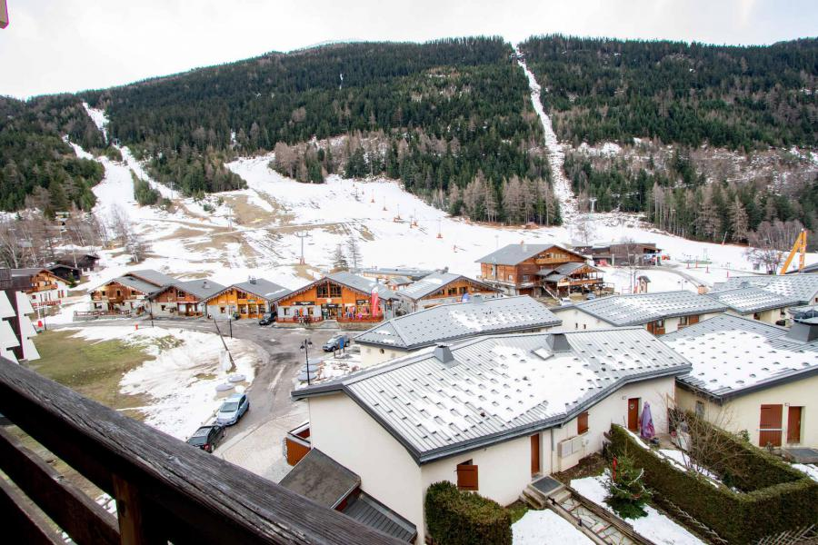 Wakacje w górach Apartament 2 pokojowy z alkową 6 osób (SB402C) - Résidence les Portes de la Vanoise - La Norma