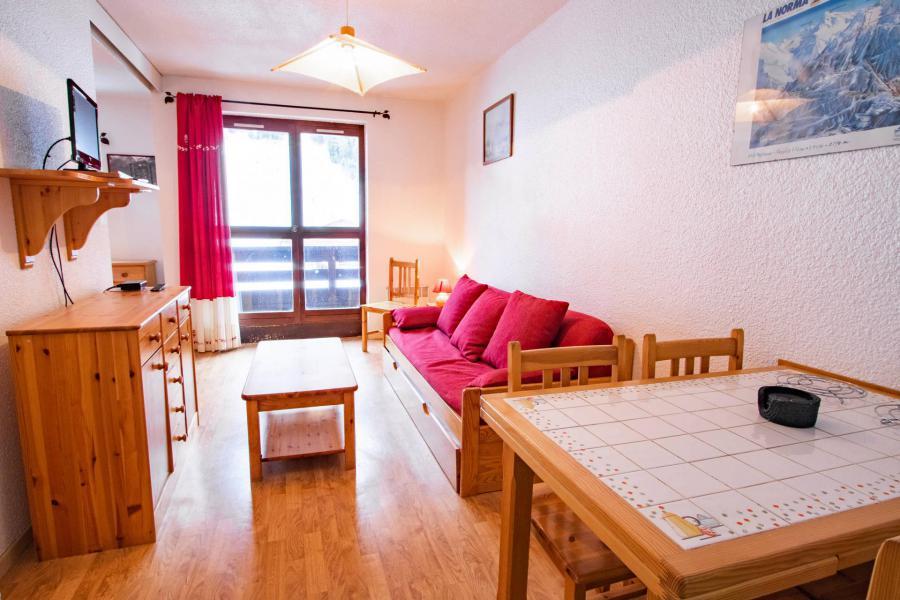 Wakacje w górach Apartament 2 pokojowy 4 osób (SB208A) - Résidence les Portes de la Vanoise - La Norma - Pokój gościnny