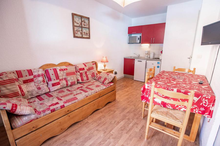 Wakacje w górach Apartament 2 pokojowy 4 osób (SB417A) - Résidence les Portes de la Vanoise - La Norma - Ławką