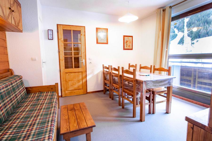 Wakacje w górach Apartament 2 pokojowy z alkową 6 osób (SB212A) - Résidence les Portes de la Vanoise - La Norma - Pokój gościnny