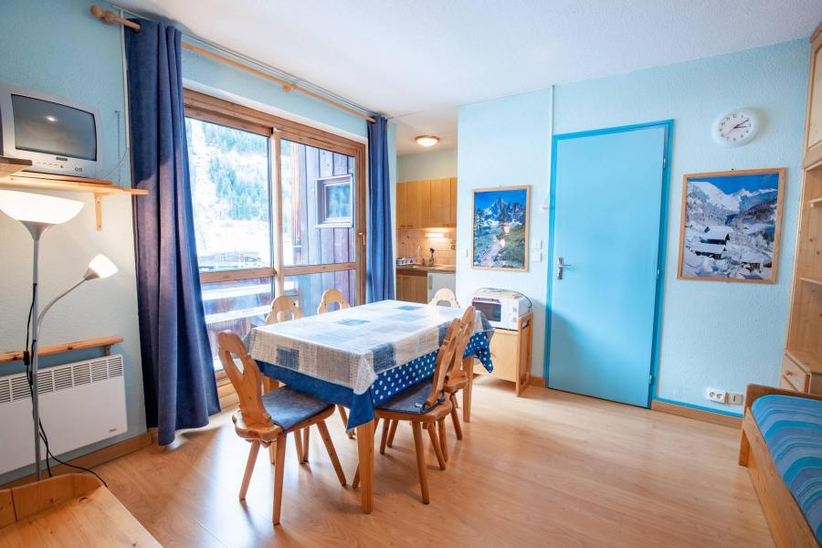 Wakacje w górach Apartament 2 pokojowy z alkową 6 osób (SB412B) - Résidence les Portes de la Vanoise - La Norma - Zakwaterowanie
