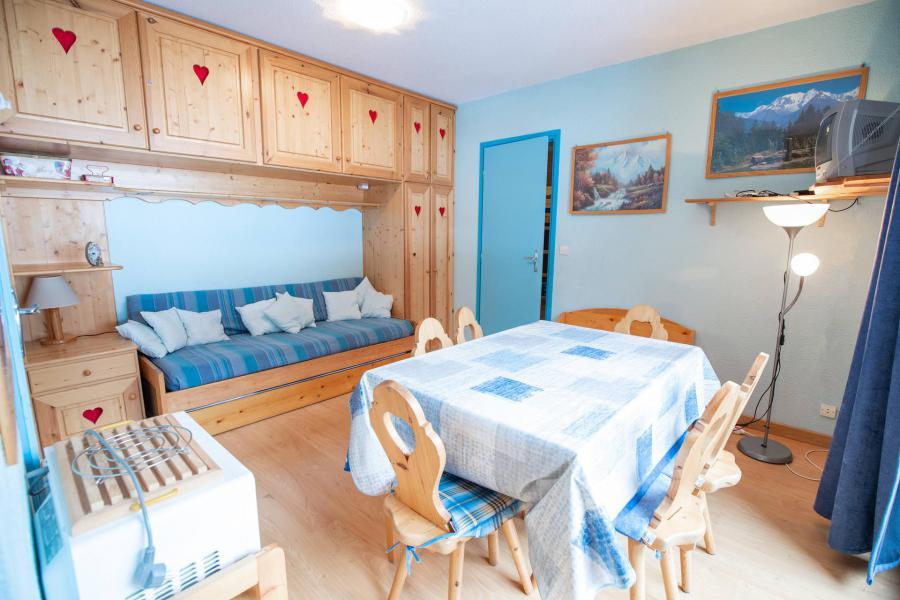 Wakacje w górach Apartament 2 pokojowy z alkową 6 osób (SB412B) - Résidence les Portes de la Vanoise - La Norma - Pokój gościnny