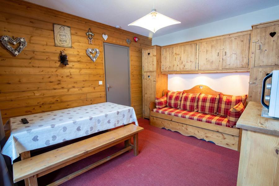Wakacje w górach Apartament 2 pokojowy z alkową 6 osób (SB508A) - Résidence les Portes de la Vanoise - La Norma - Pokój gościnny