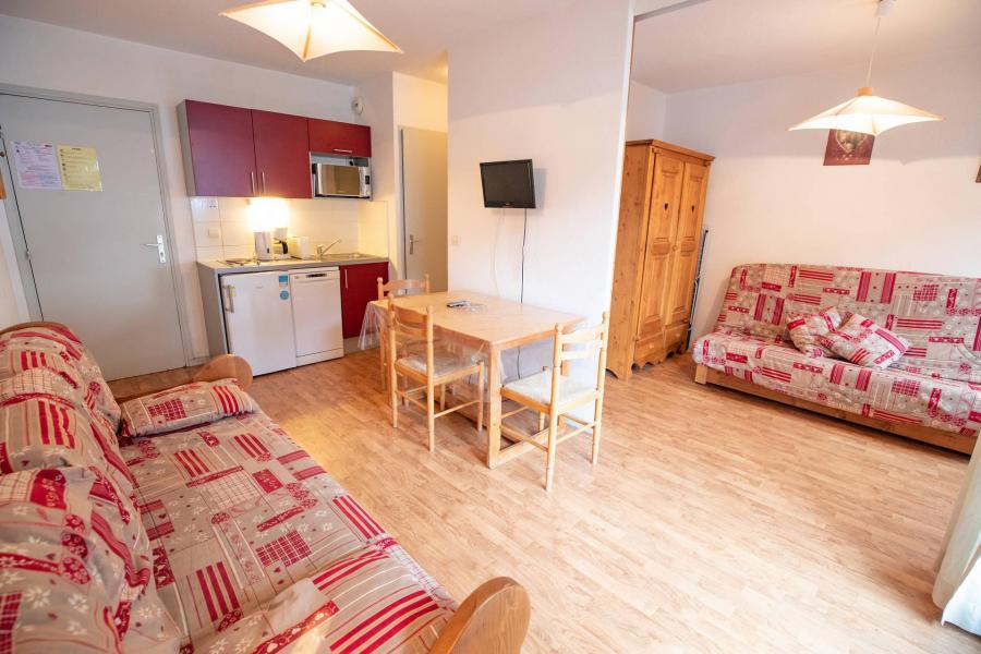 Vacaciones en montaña Apartamento 2 piezas para 4 personas (SB100C) - Résidence les Portes de la Vanoise - La Norma - Estancia