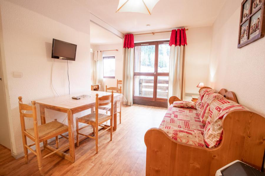 Vacaciones en montaña Apartamento 2 piezas para 4 personas (SB100C) - Résidence les Portes de la Vanoise - La Norma - Kitchenette