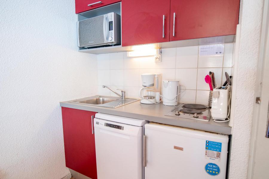Vacaciones en montaña Apartamento 2 piezas para 4 personas (SB417A) - Résidence les Portes de la Vanoise - La Norma - Estancia