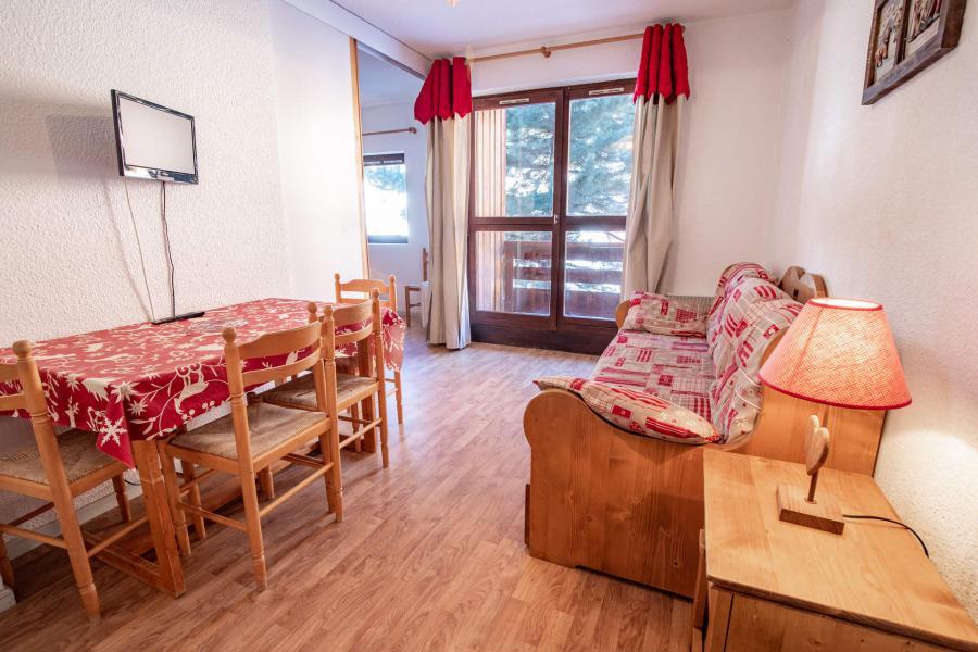 Vacaciones en montaña Apartamento 2 piezas para 4 personas (SB417A) - Résidence les Portes de la Vanoise - La Norma - Sofá-BZ