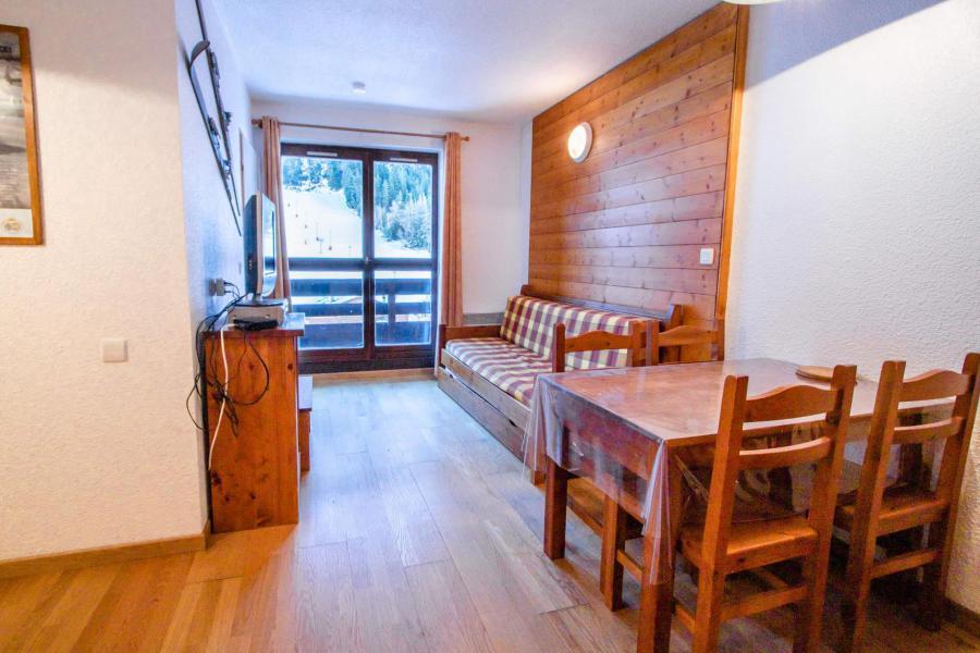 Vacaciones en montaña Apartamento 2 piezas para 4 personas (SB506A) - Résidence les Portes de la Vanoise - La Norma - Estancia