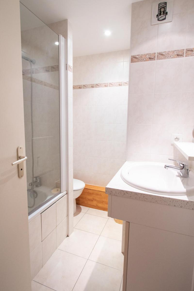 Vacaciones en montaña Apartamento 2 piezas para 4 personas (SB507A) - Résidence les Portes de la Vanoise - La Norma - Bañera