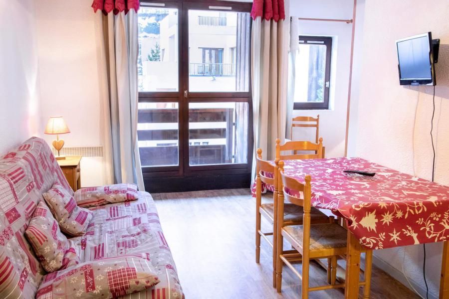 Vacaciones en montaña Apartamento 2 piezas para 4 personas (SB507A) - Résidence les Portes de la Vanoise - La Norma - Estancia