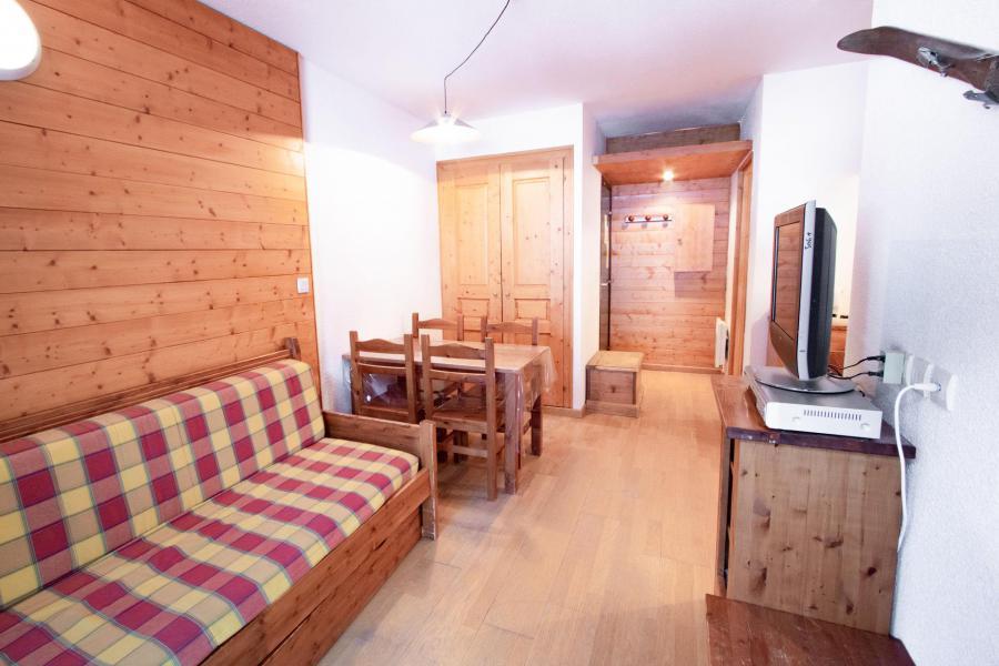 Vacaciones en montaña Apartamento 2 piezas para 4 personas (SB507A) - Résidence les Portes de la Vanoise - La Norma - Sofá