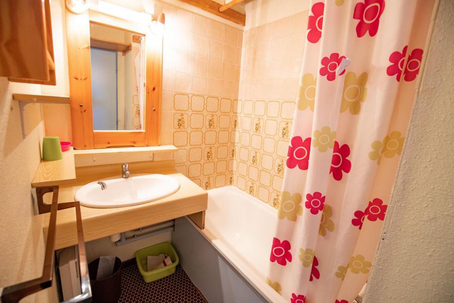 Vacaciones en montaña Apartamento cabina 2 piezas para 6 personas (SB104C) - Résidence les Portes de la Vanoise - La Norma - Camas superpuestas