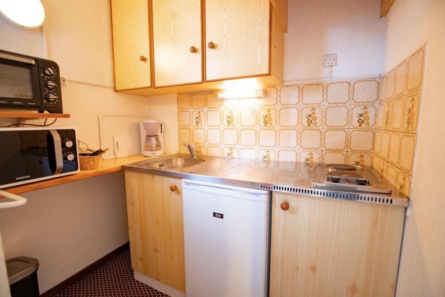 Vacaciones en montaña Apartamento cabina 2 piezas para 6 personas (SB104C) - Résidence les Portes de la Vanoise - La Norma - Habitación