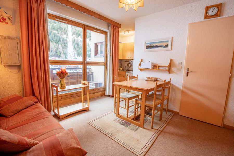 Vacaciones en montaña Apartamento cabina 2 piezas para 6 personas (SB210A) - Résidence les Portes de la Vanoise - La Norma - Comedor