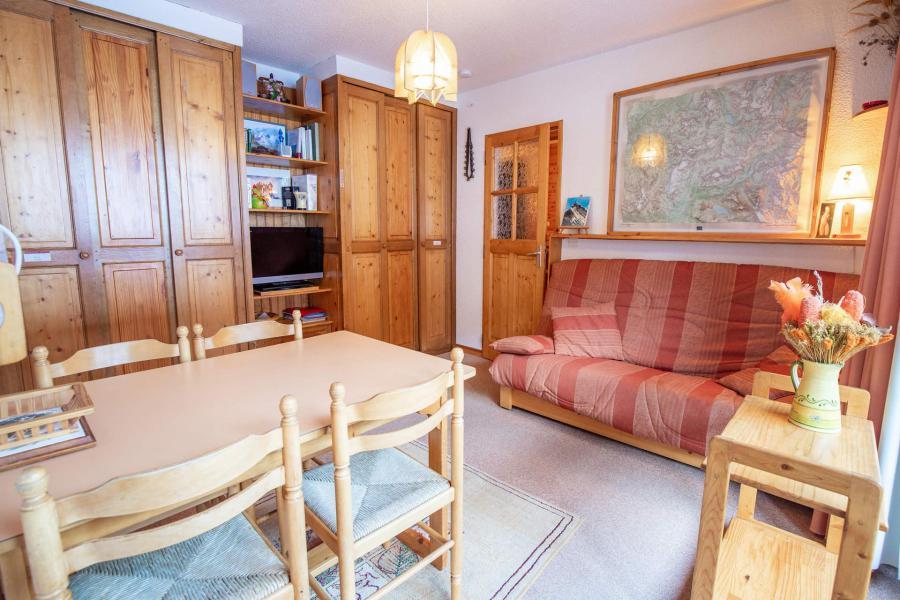 Vacaciones en montaña Apartamento cabina 2 piezas para 6 personas (SB210A) - Résidence les Portes de la Vanoise - La Norma - Estancia