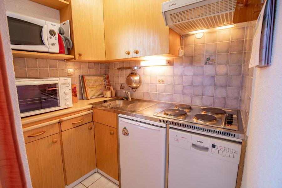 Vacaciones en montaña Apartamento cabina 2 piezas para 6 personas (SB210A) - Résidence les Portes de la Vanoise - La Norma - Kitchenette