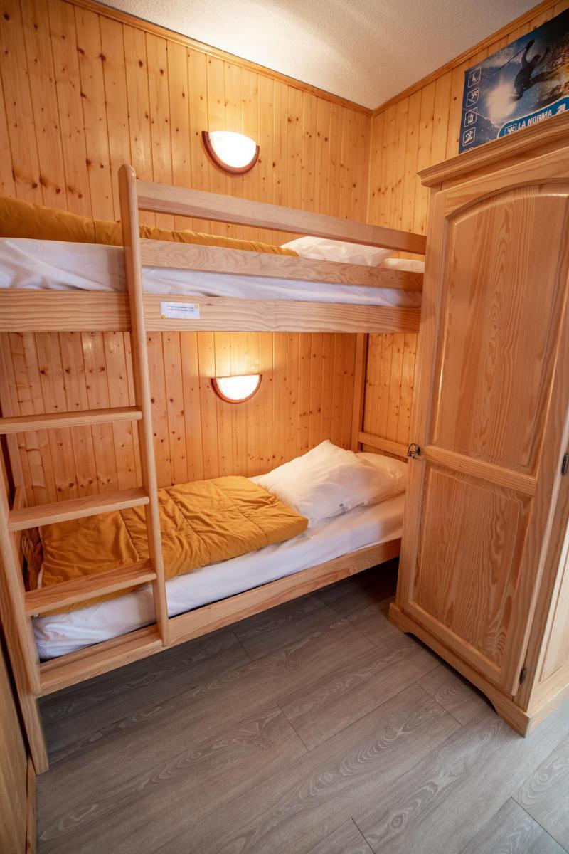 Vacaciones en montaña Apartamento cabina 2 piezas para 6 personas (SB316A) - Résidence les Portes de la Vanoise - La Norma - Camas superpuestas