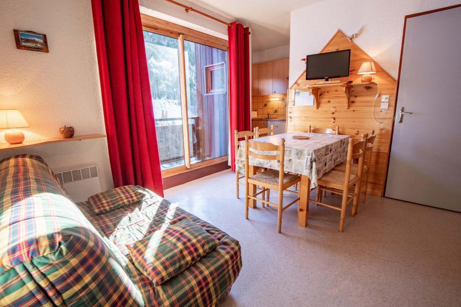 Vacaciones en montaña Apartamento cabina 2 piezas para 6 personas (SB316A) - Résidence les Portes de la Vanoise - La Norma - Comedor