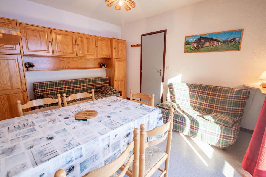 Vacaciones en montaña Apartamento cabina 2 piezas para 6 personas (SB316A) - Résidence les Portes de la Vanoise - La Norma - Estancia