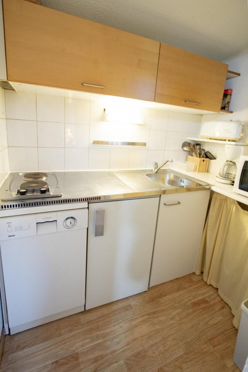 Vacaciones en montaña Apartamento cabina 2 piezas para 6 personas (SB400C) - Résidence les Portes de la Vanoise - La Norma - Cuarto de baño