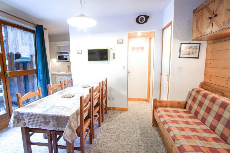 Vacaciones en montaña Apartamento cabina 2 piezas para 6 personas (SB402C) - Résidence les Portes de la Vanoise - La Norma - Estancia