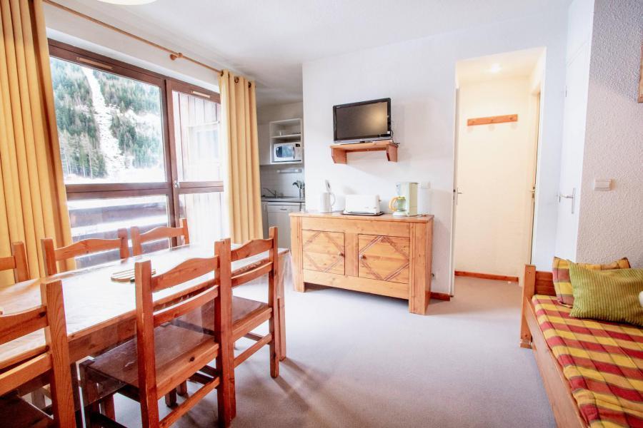 Vacaciones en montaña Apartamento cabina 2 piezas para 6 personas (SB408B) - Résidence les Portes de la Vanoise - La Norma - Comedor