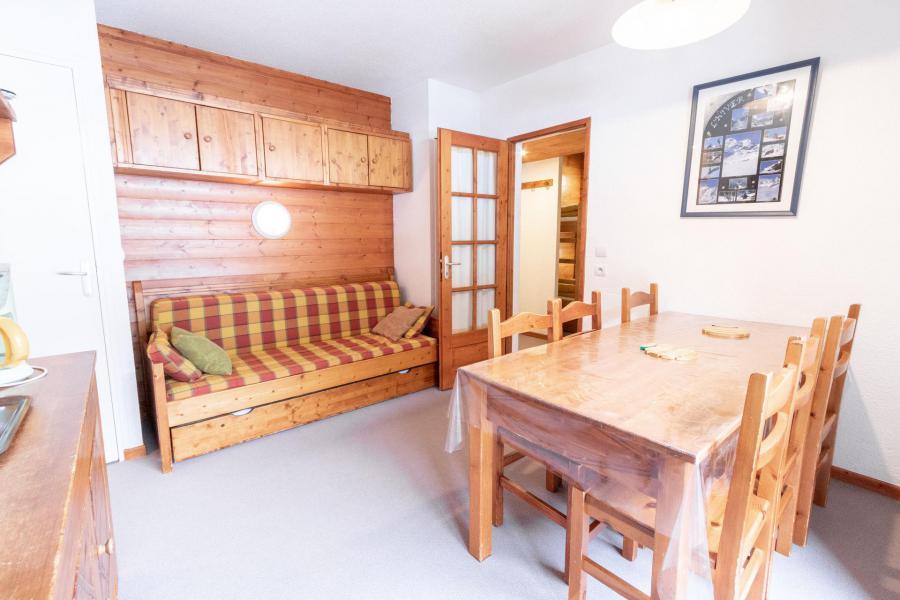 Vacaciones en montaña Apartamento cabina 2 piezas para 6 personas (SB408B) - Résidence les Portes de la Vanoise - La Norma - Estancia