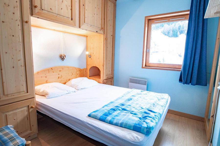 Vacaciones en montaña Apartamento cabina 2 piezas para 6 personas (SB412B) - Résidence les Portes de la Vanoise - La Norma - Camas superpuestas