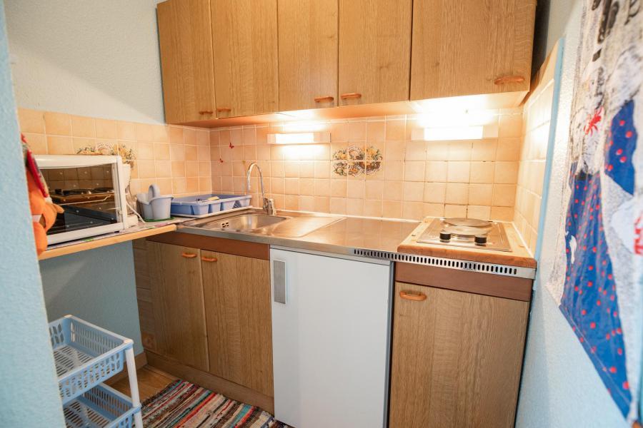 Vacaciones en montaña Apartamento cabina 2 piezas para 6 personas (SB412B) - Résidence les Portes de la Vanoise - La Norma - Cuarto de baño