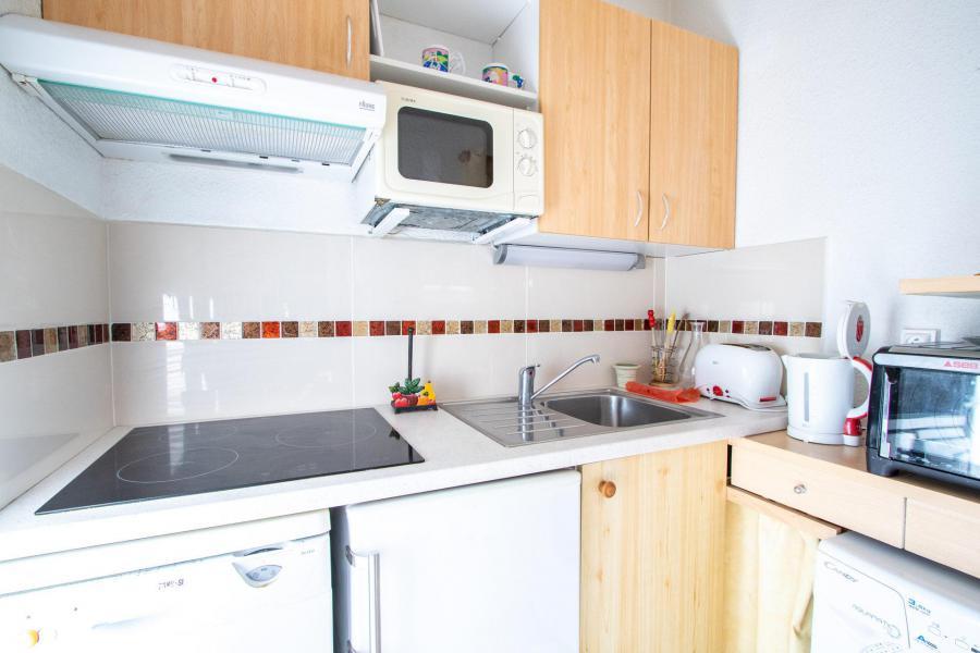 Vacaciones en montaña Apartamento cabina 2 piezas para 6 personas (SB416A) - Résidence les Portes de la Vanoise - La Norma - Estancia