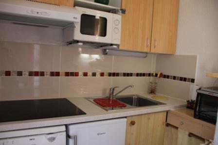 Vacaciones en montaña Apartamento cabina 2 piezas para 6 personas (SB416A) - Résidence les Portes de la Vanoise - La Norma - Kitchenette