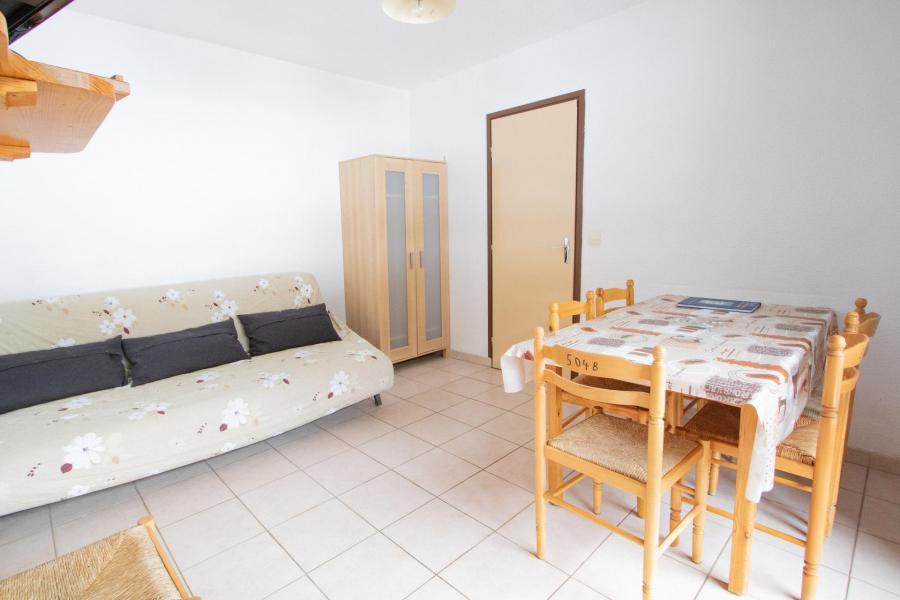Vacaciones en montaña Apartamento cabina 2 piezas para 6 personas (SB504B) - Résidence les Portes de la Vanoise - La Norma - Alojamiento